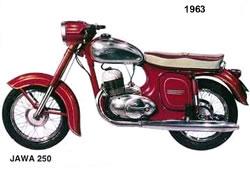 Jawa Motorbike History